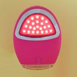 LED 실리콘 진동클렌저 BE111