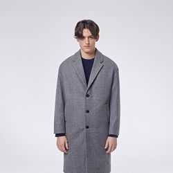 Gambler cyabole coat (Grey)