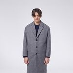 Gambler cyabole coat (Grey)