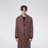 Gamler cyabole coat (Brown)