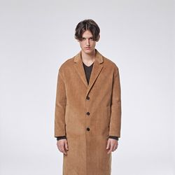 Gambler corduroy coat (Beige)