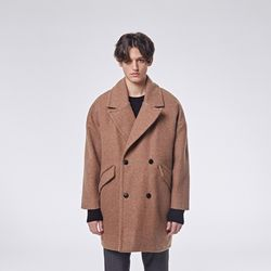 Jeste pin coat (Brown)
