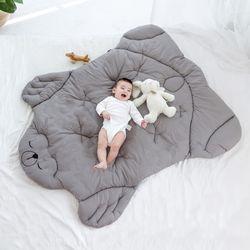 [단독할인] 코니테일 아기 이불패드 L - 곰 (유아 신생아패드)
