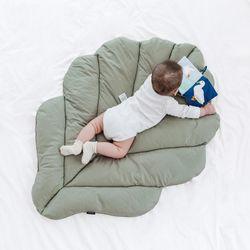 [단독할인] 코니테일 아기 이불패드 S - 나뭇잎(유아 신생아패드)