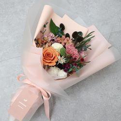 [프리저브드] 카네이션 꽃다발