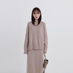 chrome soft knit (3colors)