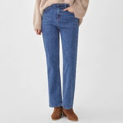 earth semi boots denim pants (s m l)