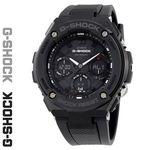CASIO 지샥 GST-S100G-1B 지스틸 G-STEEL 블랙