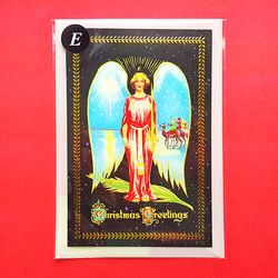 Card - Christmas Angel Card Set