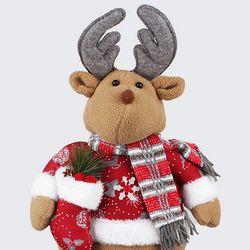 크리스마스 키크는 루돌프 인형