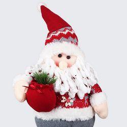 크리스마스 키크는 산타 인형