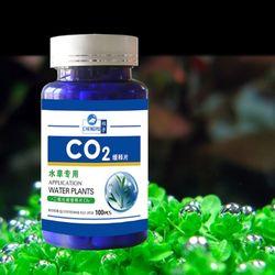 CHENGYU 수초용 정제형이산화탄소(Co2) 100정