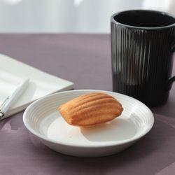 테르 원형접시(소)(4color)