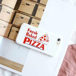 코코 피자 디자인 하드 케이스