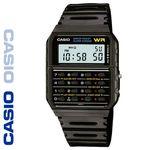 CASIO 카시오 CA-53W-1Z 우레탄밴드 디지털 빈티지 데이터뱅크