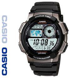 CASIO 카시오 AE-1000W-1B 우레탄밴드 디지털 빈티지 전자시계
