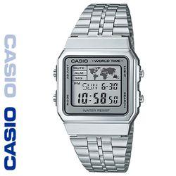CASIO 카시오 A500WA-7 메탈밴드 디지털 빈티지 전자시계