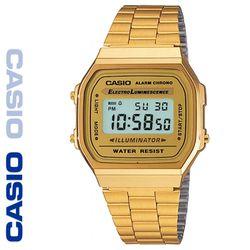 CASIO 카시오 A168WG-9 메탈밴드 디지털 빈티지 전자시계