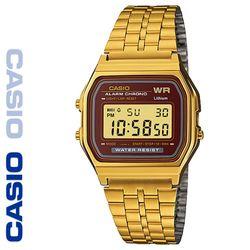CASIO 카시오 A159WGEA-5 메탈밴드 디지털 빈티지 전자시계