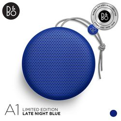 정품 뱅앤올룹슨 Beoplay A1 한정판 Late night Blue
