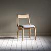[스크래치] 하나시 의자 01 (패브릭)