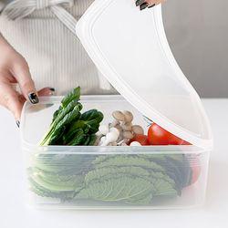 ZAKKA 냉장 냉동 대형 밀폐용기 JAPAN