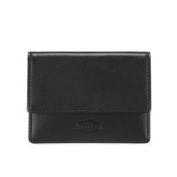 FENNEC MENS SLIM CARD POCKET - BLACK
