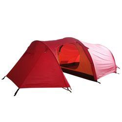등산 산행 캠핑 4인용 경량 스바르트 텐트