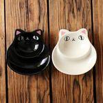 고양이 삼형제 2절 소스접시 (2color)