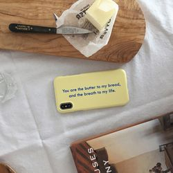 Butter Phone case