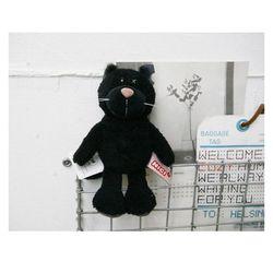 댕글링-소리나는 검정고양이(사무엘) 15cm