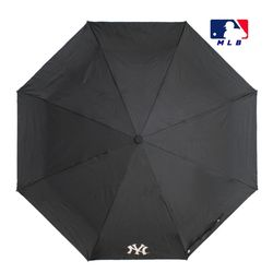 MLB 3단 수동우산 [실버자가드-4988].