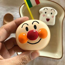 귀여운 호빵 캐릭터 차량용 석고방향제