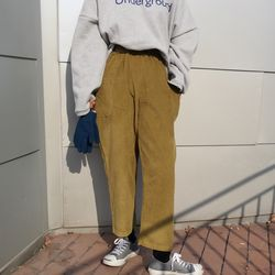 Lovely corduroy pants