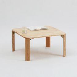 순수원목 접이식 F테이블 (정사각)