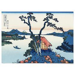 중형 패브릭 포스터 일본 그림 인테리어 액자 가츠시카 5