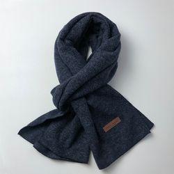 Monica basic scarf (Blue)