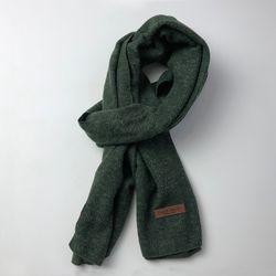 Monica basic scarf (Green)