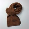 Monica basic scarf (Brown)