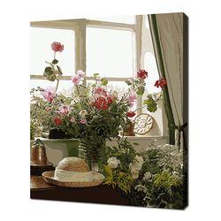[명화그리기]4050 앤의 집 창가 풍경 25색 정물화