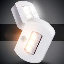 붙이는 조명 무선 LED 각도 조절 센서등
