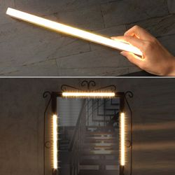 붙이는 조명 무선 LED 센서등 33cm