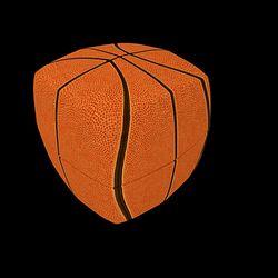 매직큐브 VERDES 농구공 아트큐브 2x2 곡선형