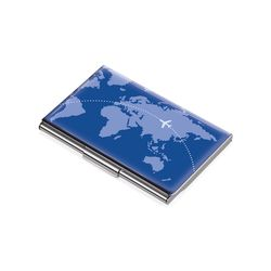[TROIKA] AROUND THE WORLD 명함케이스 (CDC10-A037)