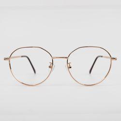 SBKA Ron-C01 금테 동글이 안경