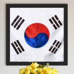 it059-태극기 인테리어액자