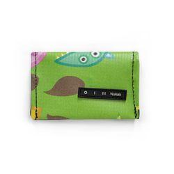 누깍(Nukak) MICRO 마이크로 배너 카드지갑