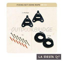 [라시에스타]가정용 해먹 홈 로프 픽싱 셋 HR-H3 고정