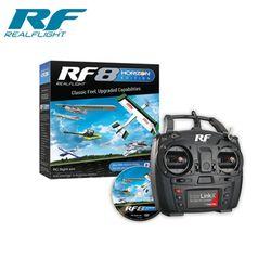 리얼플라이트8 모드2 호라이즌 에디션 RFSIM008