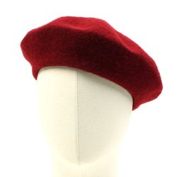 Wool Red Beret 울베레모